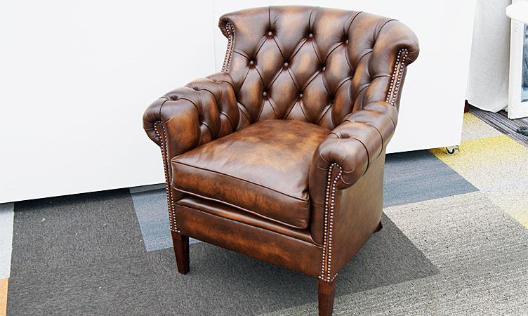 Hamilton chair Antique tan