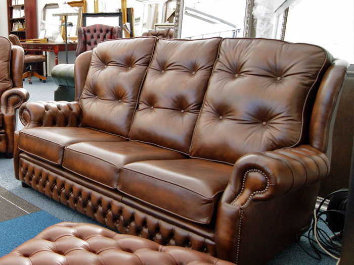 Suzanne 3 seat Chesterfield