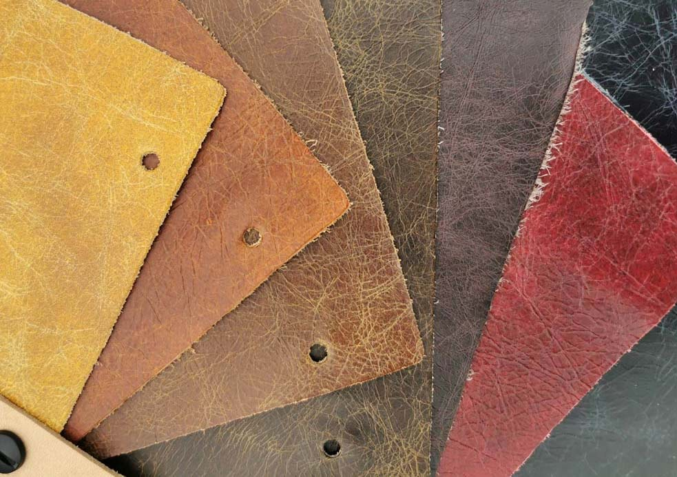 English Decorations Vintage Leather