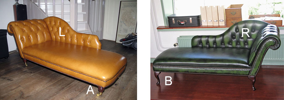 Chaise Longue options