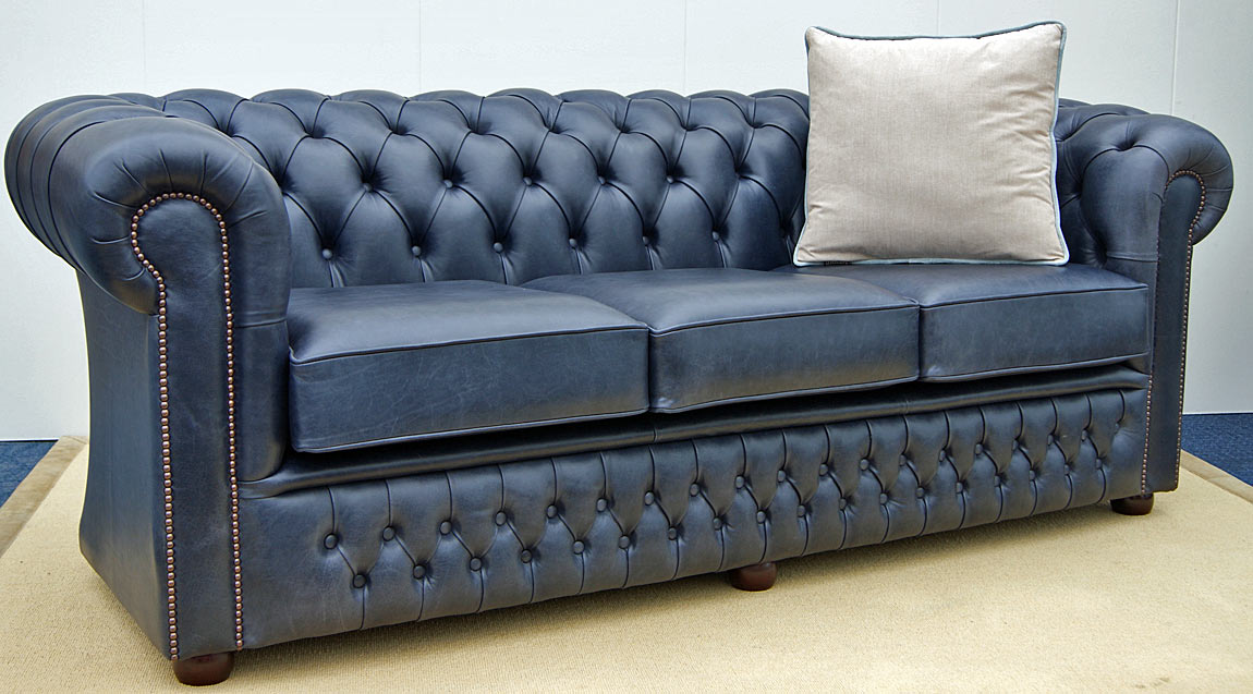 Typical English Buckingham Chesterfield