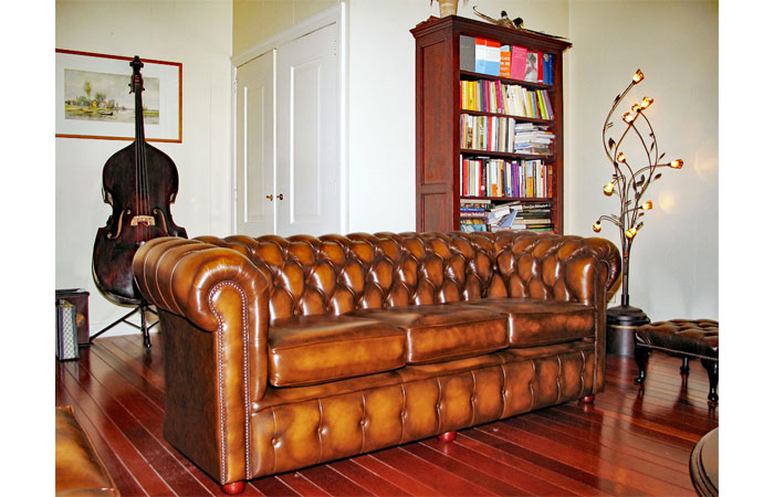Traditionele Chesterfield banken