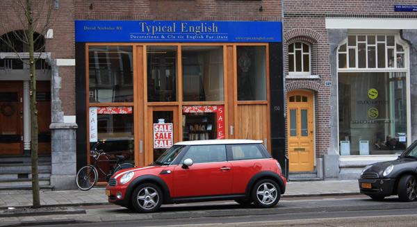 Our store van Baerlestraat 150, Amsterdam