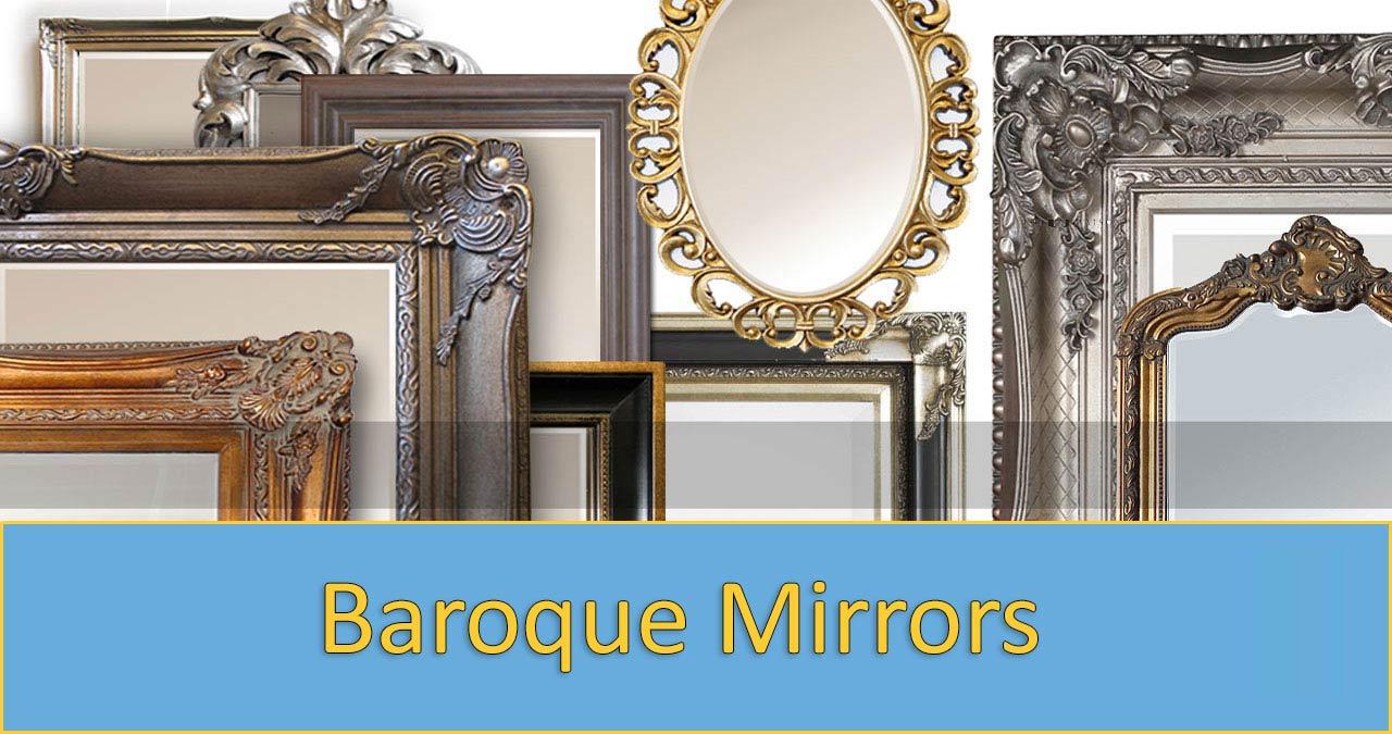 Baroque Mirrors