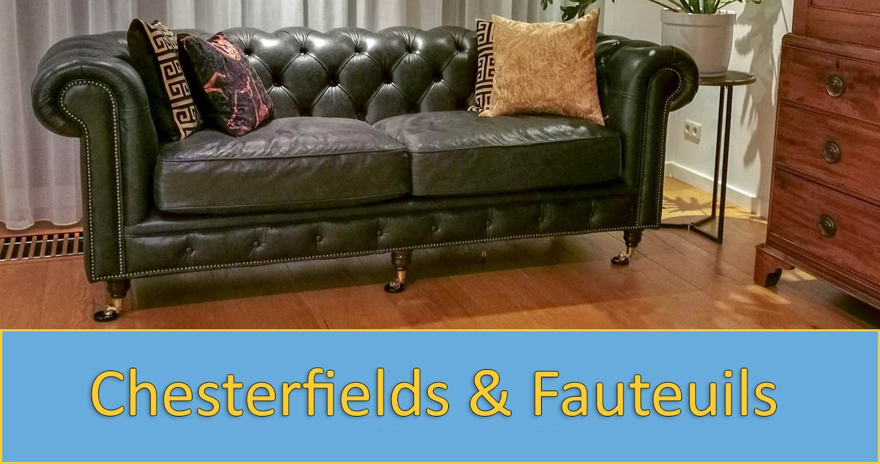 Chesterfields Anglais