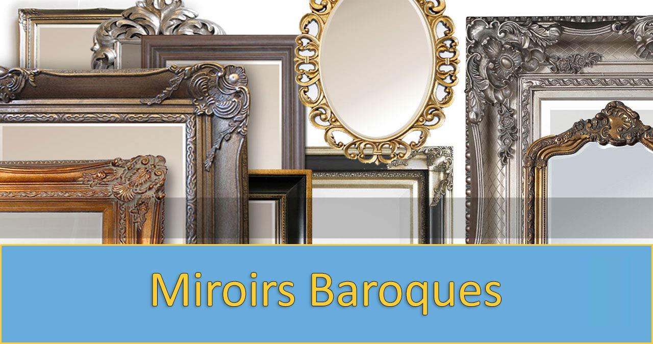 Miroirs Baroques