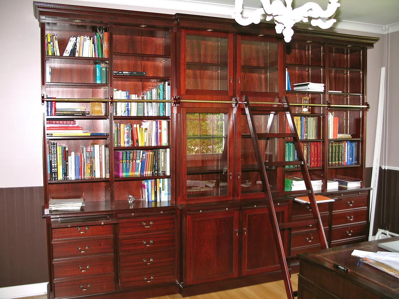 boekenkast ontwerp service