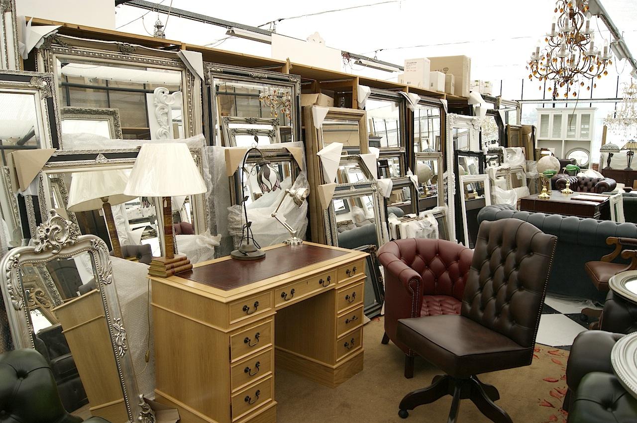 Grote Barok Spiegel : Grote spiegel zwarte lijst affordable elegant good klassieke