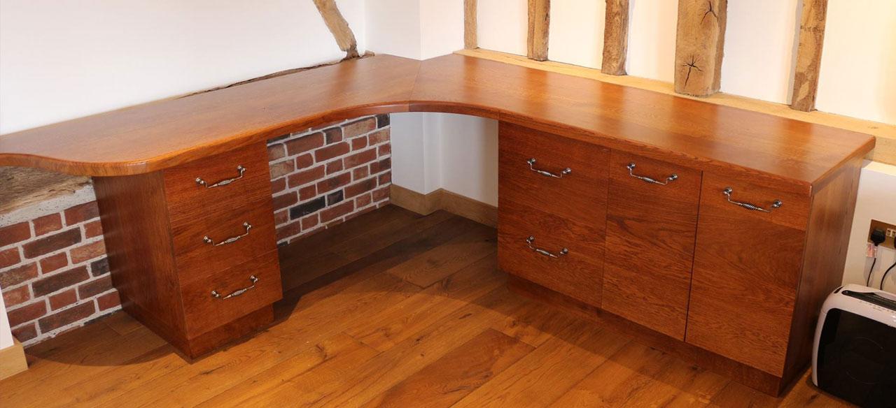 English Decorations Bespoke desk