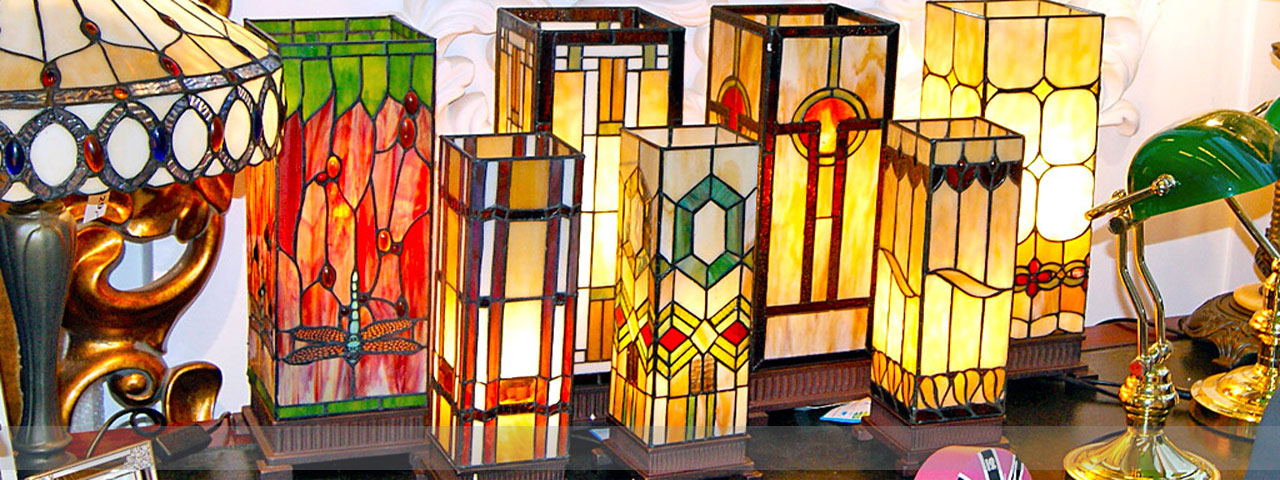 Tiffany Lamps English Decorations