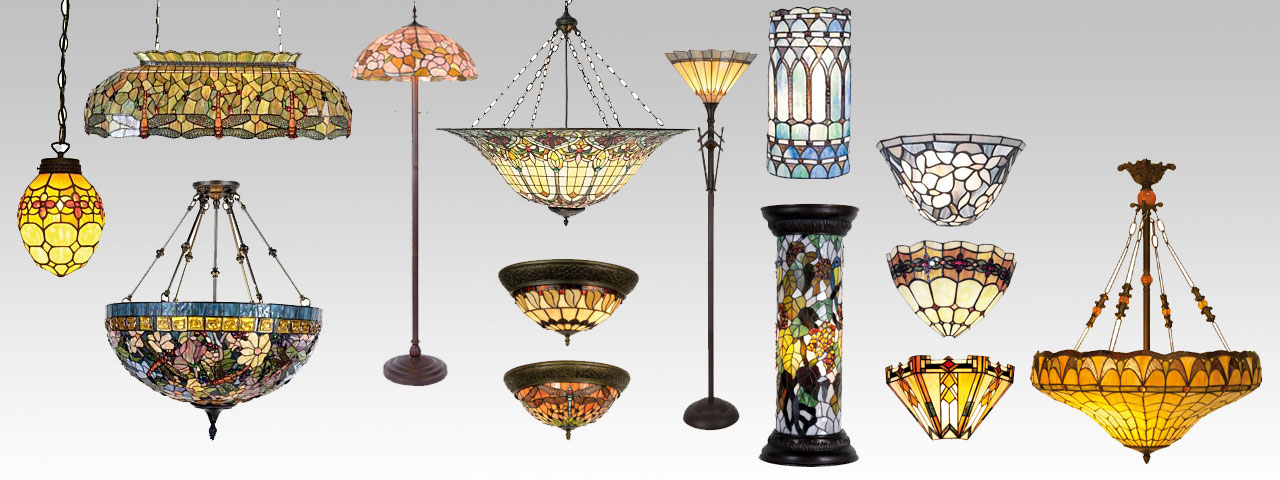 Tiffany Lampen English Decorations