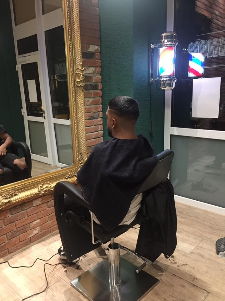 Perfect voor de kappers, grote spiegel Vicenza