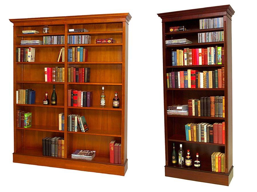 Standaard open boekenkast