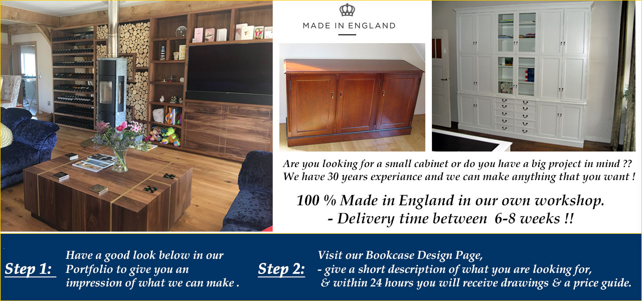 Bespoke English furniture