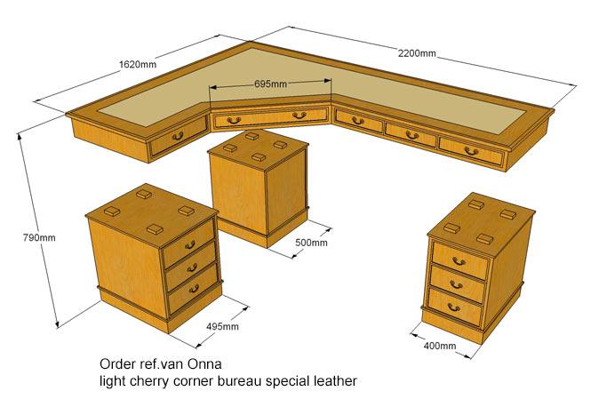 drawing corner bureau