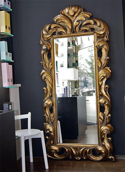 grote spiegel Antibes